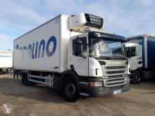 Teherautó Scania P 360 használt egyhőmérsékletes hűtőkocsi