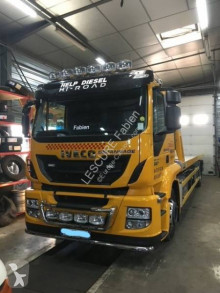 Iveco Stralis 330 truck used tow