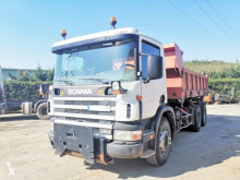 Camion bi-benne Scania C 114C380