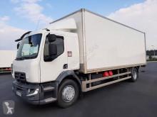 Lastbil Renault Gamme D 280.19 transportbil polybotten begagnad