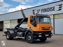 Camion Iveco Trakker 360 polybenne occasion