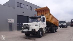 Scania billenőkocsi teherautó Torpedo