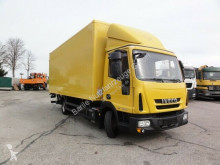 Camion Iveco Eurocargo ML75E16/P E5 manuell Koffer 6,1 mtr. fourgon occasion