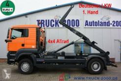Camión Gancho portacontenedor MAN TGA TGA 18.350 4x4 Meiller RK 14.45 nur 278.500 Km
