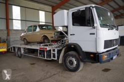 Lastbil biltransport Mercedes 612D