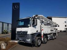 Kamión betonárske zariadenie čerpadlo na betónovú zmes Mercedes Arocs Arocs 3243 B 8x4 CIFA K45H Carbotech 45m