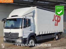Camion Mercedes Atego 1223 rideaux coulissants (plsc) occasion