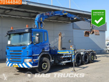 Scania P 360 truck used hook arm system