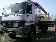 Camion Mercedes Actros 2031 bi-benne occasion