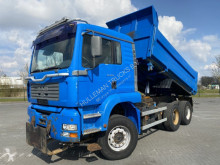 Camion ribaltabile MAN TGA 28.460 6x4 2 WAY TIPPER EURO 3 FULL STEEL HUB REDUCTION