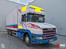 Camion Scania Torpedo frigo monotemperatura usato