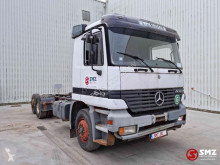 Camion Mercedes Actros 2543 châssis occasion