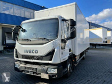 Iveco Eurocargo 75 E 21 truck used plywood box