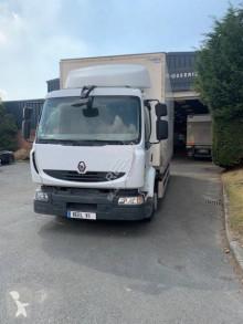 Teherautó Renault Midlum 270 használt polcozható furgon