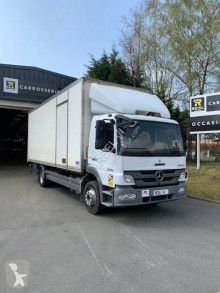 Mercedes Atego 1224 truck used plywood box