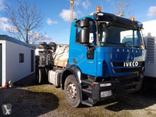 Iveco Stralis AD 190 S 45 truck damaged chassis