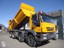 Camion Iveco Trakker benne Enrochement occasion