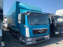 Teherautó MAN TGL 10.180 használt polcozható furgon