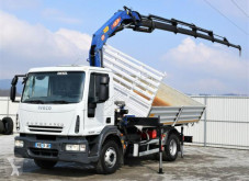 Iveco three-way side tipper truck Eurocargo 150E25