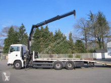 MAN heavy equipment transport truck TGA 28.360