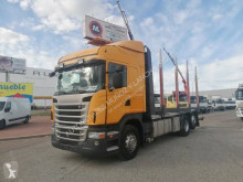 Scania G 420 truck used chassis
