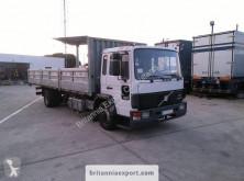 Lastbil Volvo FL6 14 flatbed sidetremmer brugt