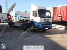 Volvo FM12 380 грузовое шасси б/у