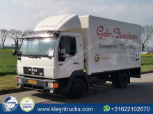 Camion fourgon MAN L2000 8.150