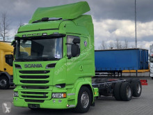 Scania R 580 truck used chassis