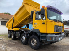 Camion MAN 41.414 benne TP occasion