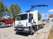 Kamión Iveco Eurocargo ML 150 E 25 L valník vozidlo na prepravu železných nosníkov ojazdený