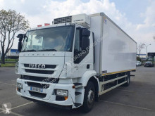Iveco Stralis 310 truck used plywood box