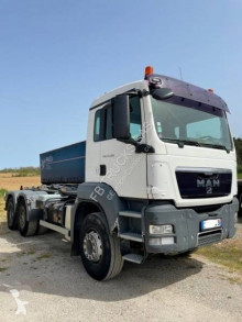 Camion polybenne MAN TGS 33.360
