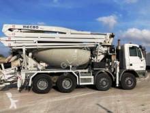 Camion calcestruzzo betoniera mescolatore + pompa Astra HD7/C 84.45