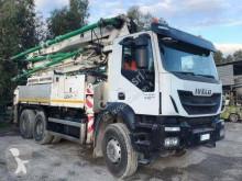 Iveco Trakker 380T41 truck used concrete pump truck