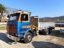 Scania R truck used standard flatbed
