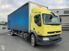 Renault függönyponyvaroló teherautó Premium 270 DCI