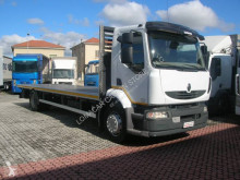 Camión Renault Midlum 280.18 DXI caja abierta transporta paja usado