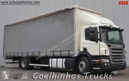 Camión Scania P 270 lonas deslizantes (PLFD) usado