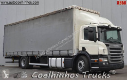 Camion Teloni scorrevoli (centinato) Scania P 270