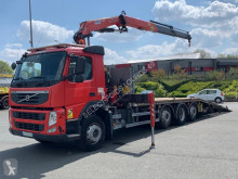 Volvo FM 370 truck used heavy equipment transport