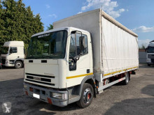 Iveco Eurocargo 80 E 18 truck used tautliner