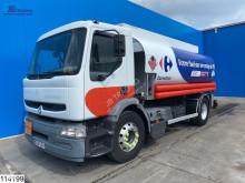 Teherautó Renault Premium 270 használt vegyi anyagok tartálykocsi