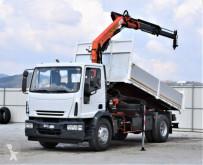 Kamion Iveco EUROCARGO 180E24 Kipper 4,55m + PK9501 + FUNK ! korba použitý
