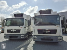 MAN TGL TGL 7.150 Kühlkoffer- Multitemp- Klima- LBW- EEV truck used multi temperature refrigerated