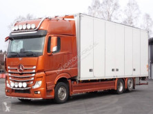 Mercedes-Benz truck used box