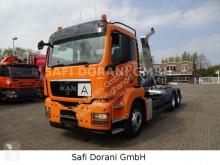 Kamion MAN TGS 26.480 Abrollkipper 6x4 vícečetná korba použitý