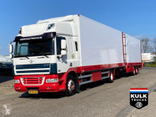 DAF trailer truck used mono temperature refrigerated