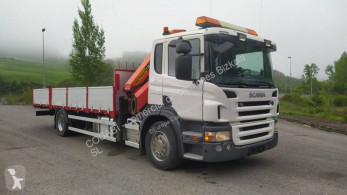 Грузовик платформа Scania P 280