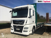 Camion MAN TGX 26.440 6X2-4 BL savoyarde occasion